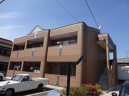 福岡県北九州市八幡西区南八千代町の賃貸アパートの外観