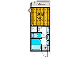 (仮)新百合ヶ丘デザイナーズアパート[3階]の間取り
