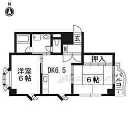 湖西線 大津京駅 徒歩16分