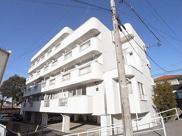 マンション桜橋[306号室]の外観
