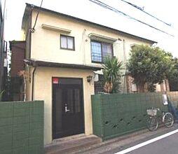 東京都豊島区西池袋3丁目の賃貸アパートの外観