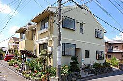 奈良県奈良市田中町の賃貸アパートの外観