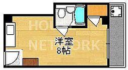 ル・松尾[306号室号室]の間取り