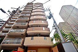 大阪府大阪市西区江之子島2丁目の賃貸マンションの外観
