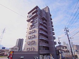 広島県安芸郡海田町昭和町の賃貸マンションの外観