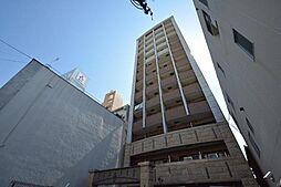 プレサンス大須観音駅前サクシード[11階]の外観