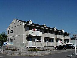 パークサイドナカシマ[2階]の外観
