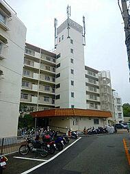 兵庫県伊丹市山田5丁目の賃貸マンションの外観