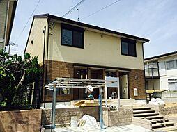 兵庫県三木市緑が丘町西1丁目の賃貸アパートの外観