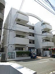 福岡県福岡市中央区六本松4丁目の賃貸マンションの外観