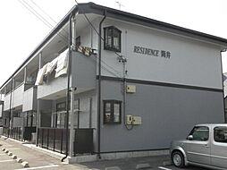 長野県松本市平田西2丁目の賃貸アパートの外観