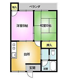 北新井駅 3.9万円