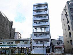 ホワイトハイツヒビノ[8階]の外観