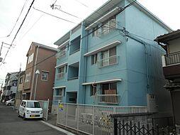 大和川マンション第3[3階]の外観