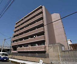 京都府京都市南区東九条河西町の賃貸マンションの外観
