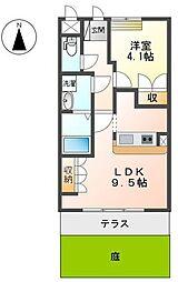 丹荘駅 4.2万円