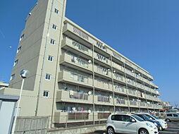 アブミパレスハセガワ[4階]の外観