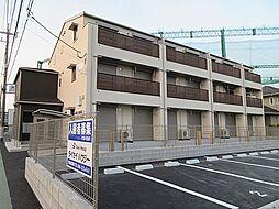 神奈川県横浜市泉区中田西1丁目の賃貸アパートの外観