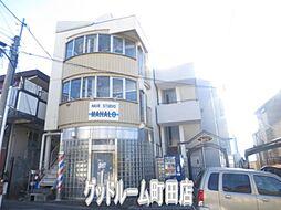 神奈川県川崎市麻生区王禅寺西2丁目の賃貸マンションの外観