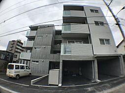 北海道札幌市白石区栄通2丁目の賃貸マンションの外観