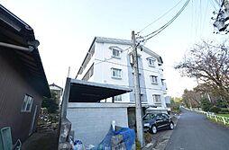 リバーハイツ青柳[3階]の外観