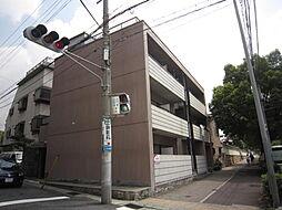 阪急神戸線 御影駅 3階建[103号室]の外観