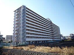 狭山レークハイツ第二号棟[9階]の外観