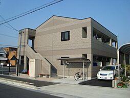 コンフォースハイム[1階]の外観