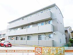 愛知県名古屋市南区赤坪町の賃貸アパートの外観