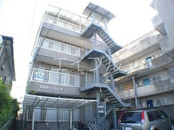 カスティージョY[4階]の外観