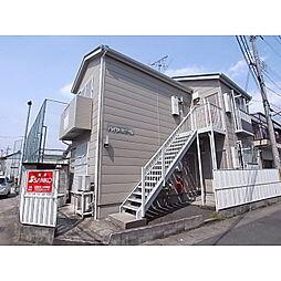 JR桜井線 櫟本駅 徒歩8分の賃貸アパート