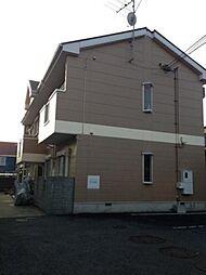 大阪府阪南市尾崎町2丁目の賃貸アパートの外観