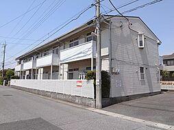 シティハイツ稲垣[2階]の外観
