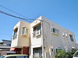木谷コーポ[1階]の外観