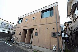 兵庫県西宮市甲子園浦風町の賃貸テラスハウスの画像