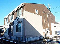 富山県富山市窪本町の賃貸アパートの外観