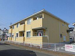 パルティ−レ II[2階]の外観