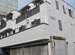 東京都新宿区百人町1丁目の賃貸アパートの外観