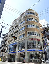 JR東海道・山陽本線 住吉駅 徒歩1分の賃貸マンション