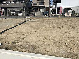 土地(近鉄八尾駅から徒歩10分、107.01m²、2,450万円)