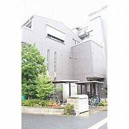 東京都足立区大谷田4の賃貸マンションの外観