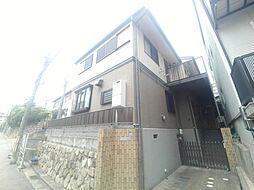 兵庫県神戸市灘区寺口町の賃貸アパートの外観
