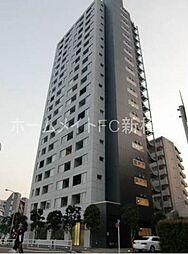ザ・タワー芝浦[4階]の外観