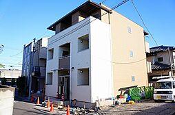 埼玉県さいたま市中央区鈴谷8丁目の賃貸アパートの外観