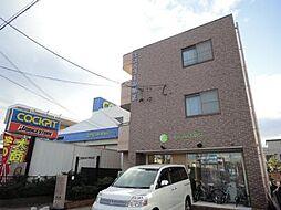 愛知県名古屋市港区明正1丁目の賃貸マンションの外観