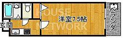 たんぽぽの家[202号室号室]の間取り