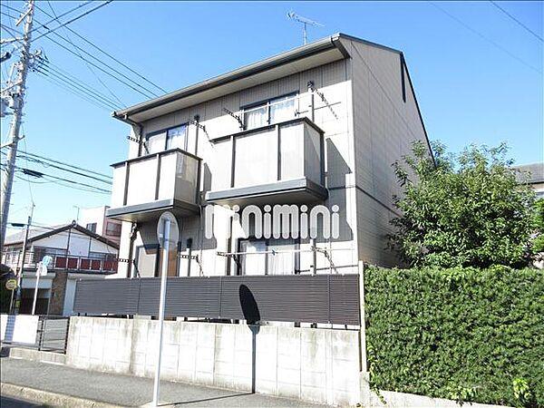 コーポミレニアム 2階の賃貸【愛知県 / 豊橋市】