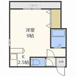 シエスタ3・1[4階]の間取り