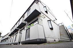 グランドールK B棟[1階]の外観