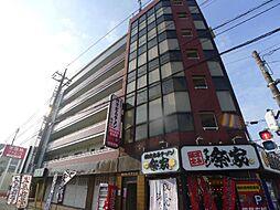 美澤レヂデンス[6階]の外観